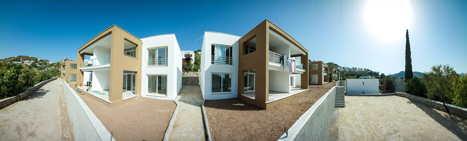Konsept Yalıkavak Homes - 2014