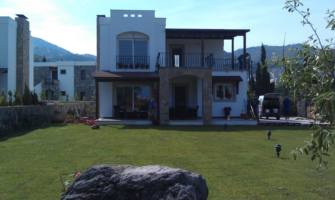 Greenlife Villas - 2012